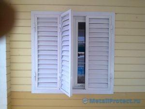 Какие ставни на окна лучше выбрать?